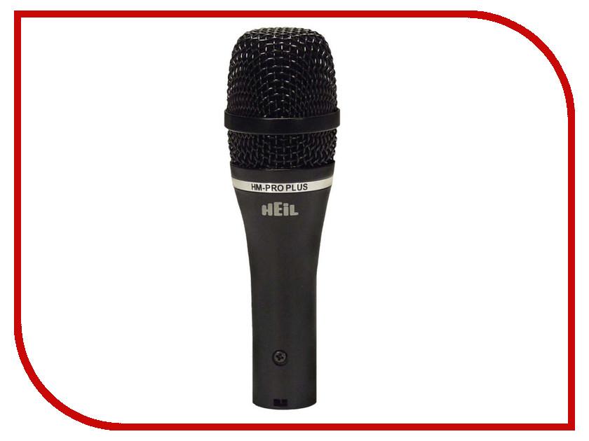 Микрофон Heil Sound Handi Mic Pro Plus  валик механический handi roller wagner 407002