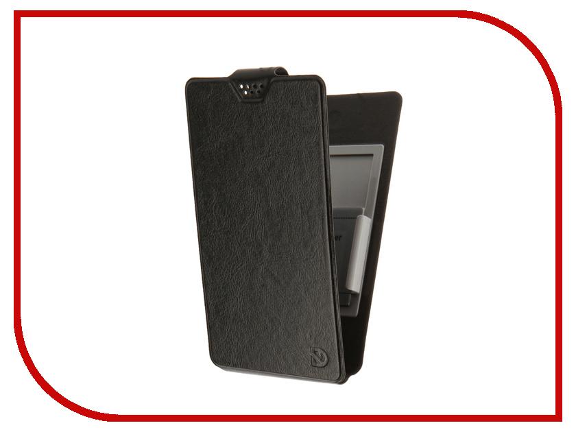Аксессуар Чехол Dekken L 5.1-5.5-inch универсальный Black 20106<br>