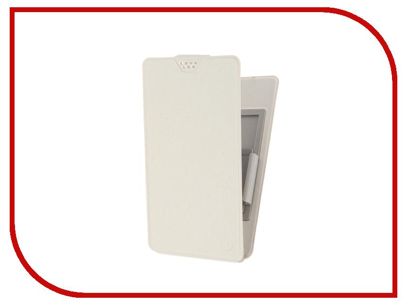 Аксессуар Чехол Dekken L 5.1-5.5-inch универсальный White 20103