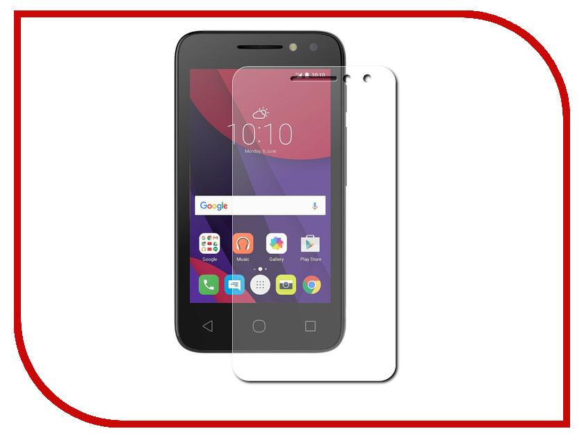Аксессуар Защитное стекло Alcatel One Touch 5010D Pixi 4 Onext 41166