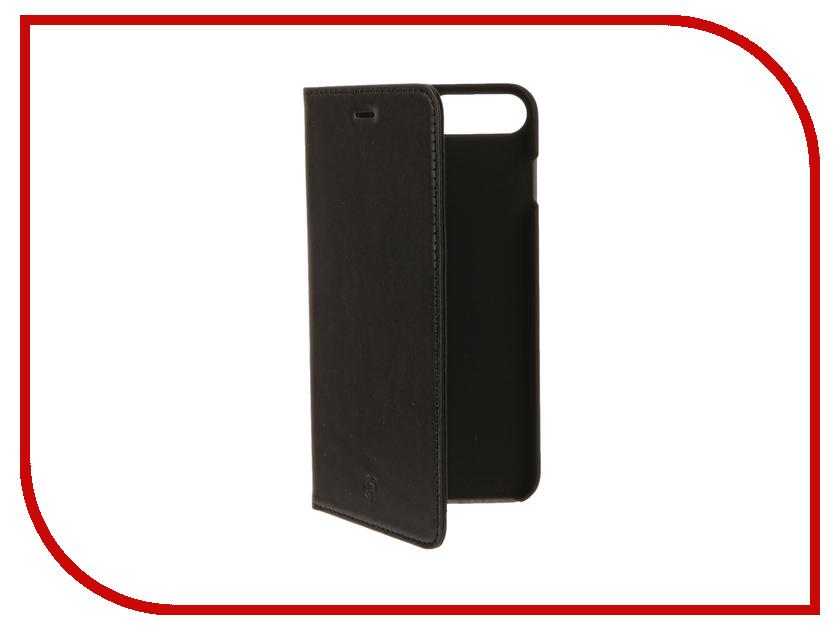 Аксессуар Чехол Celly Air Pelle для APPLE iPhone 7 Plus Black AIRPELLE801BK<br>