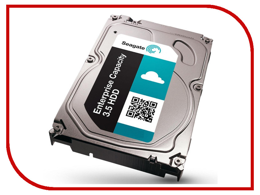 Жесткий диск 2Tb - Seagate Enterprise Capacity ST2000NM0055 жесткий диск 5tb seagate enterprise capacity 3 5 hdd st5000nm0024