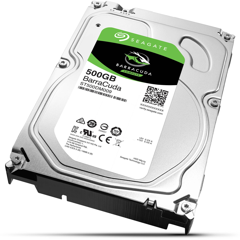 Жесткий диск Seagate 500Gb ST500DM009 Barracuda