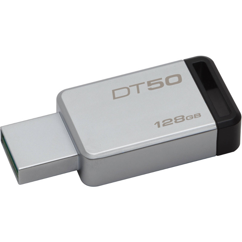 USB Flash Drive 128Gb - Kingston DataTraveler 50 3.1 DT50/128GB