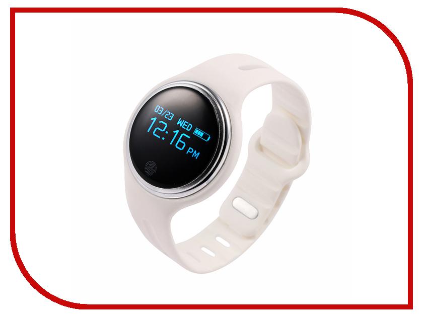 Умные часы KingWear E07 White