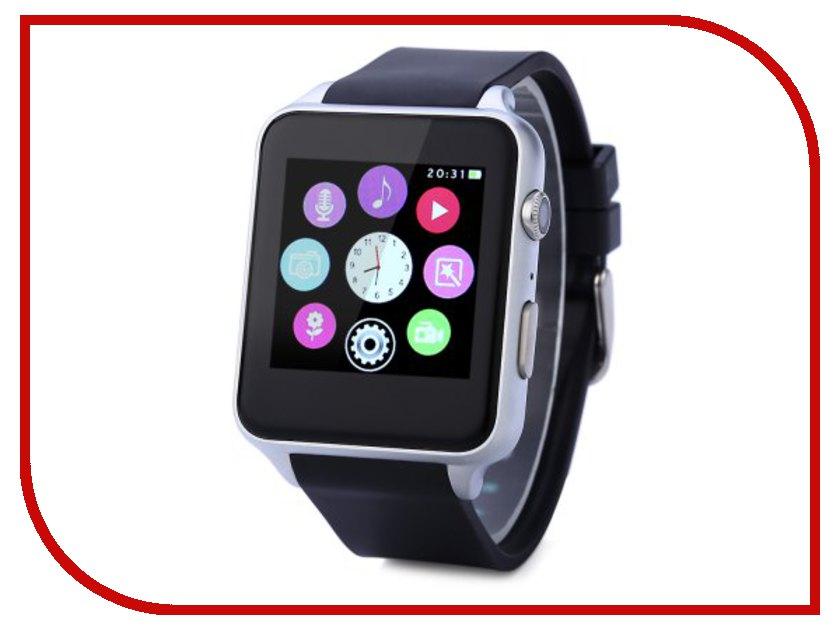 Умные часы KingWear GT88 Silver умные часы каркам a9 silver