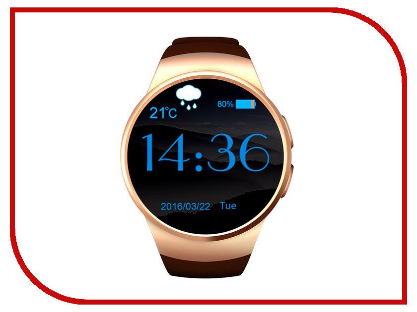 Умные часы KingWear KW18 Gold