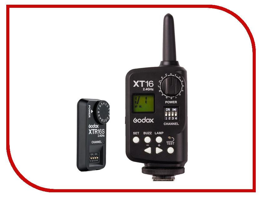 Радиосинхронизатор Godox XT-16S GOXT16S