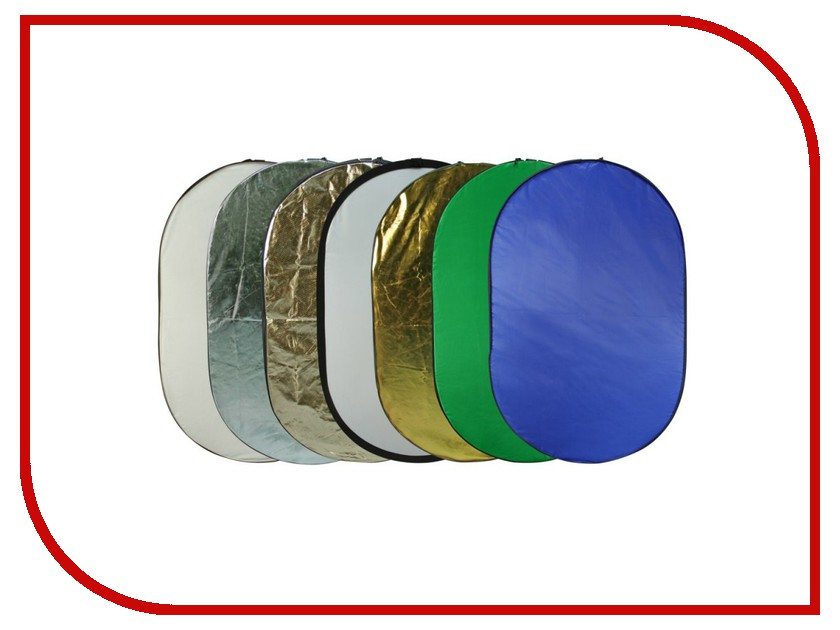 Светоотражатель Godox RFT-10 80x120cm GOR7C812