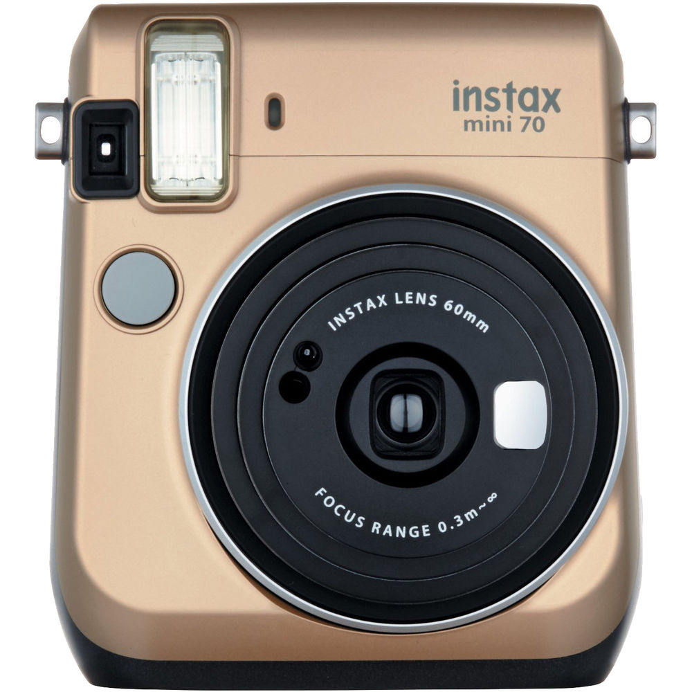 Фото - Фотоаппарат Fujifilm Instax Mini 70 Gold fujifilm instax mini monochrome ww 1