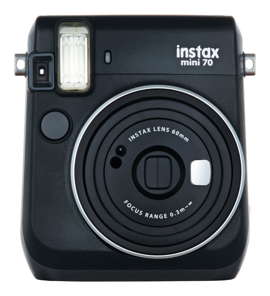 Фото - Фотоаппарат Fujifilm Instax Mini 70 Black fujifilm instax mini monochrome ww 1