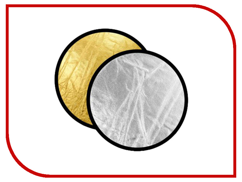 Светоотражатель Godox RFT-01 Gold/Silver 60cm GORGS60