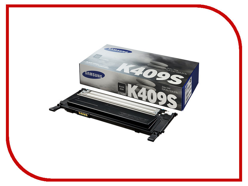 Картридж Samsung CLT-K409S для CLP-310/315/CLX-3170FN Black<br>
