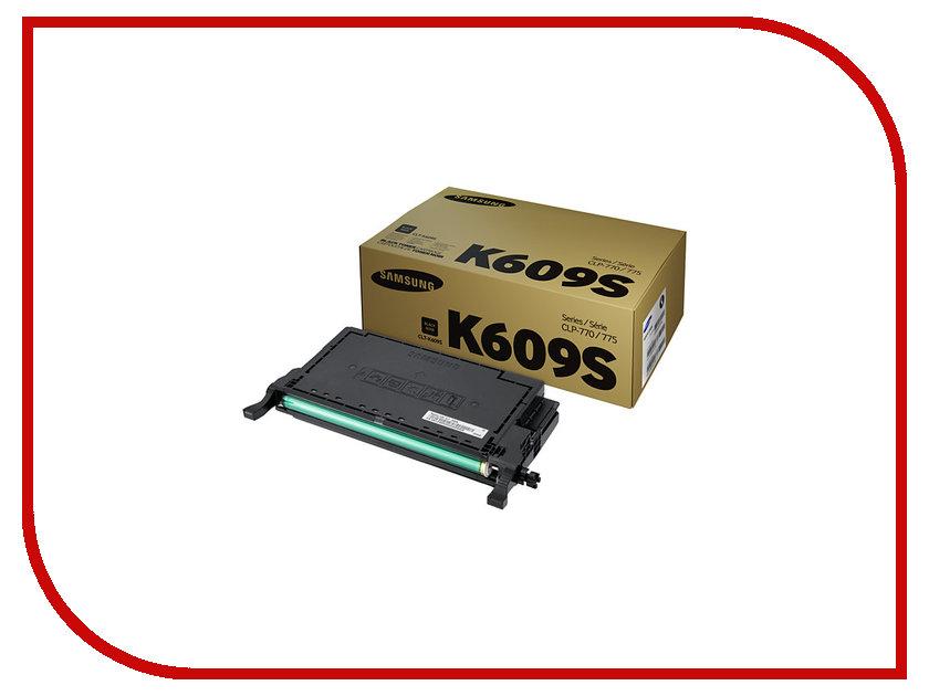 Картридж Samsung CLT-K609S/SEE для CLP-770ND Black<br>