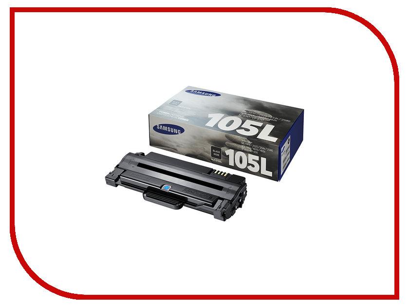 Картридж Samsung MLT-D105L для ML-1910/1950/SCX-4600/4623 Black картридж samsung mlt d104x