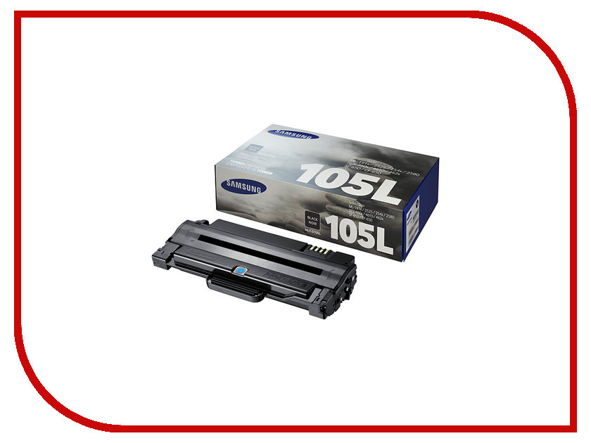 Картридж Samsung MLT-D105L для ML-1910/1950/SCX-4600/4623 Black