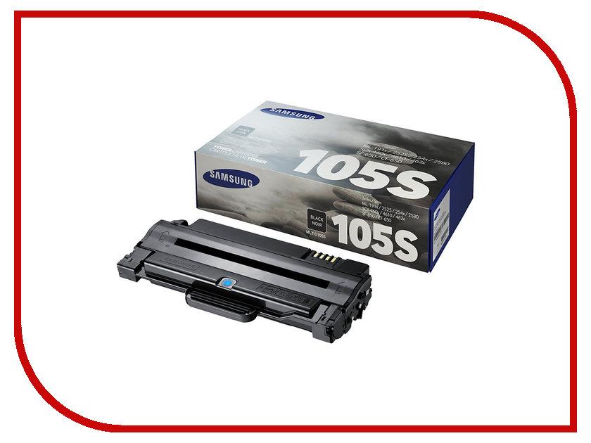 Картридж Samsung MLT-D105S для ML-1910/1950/SCX-4600/4623 Black