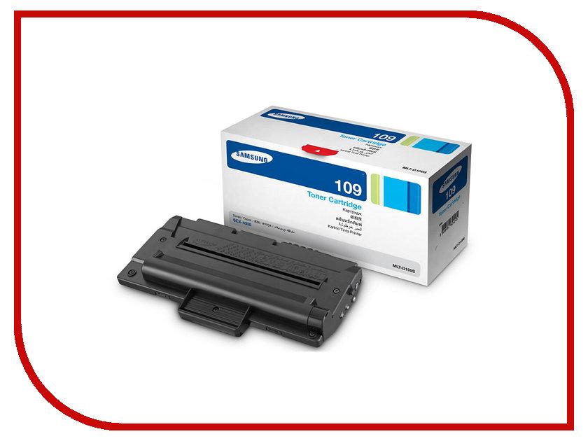 Картридж Samsung MLT-D109S для SCX-4300 Black картридж samsung mlt d105l