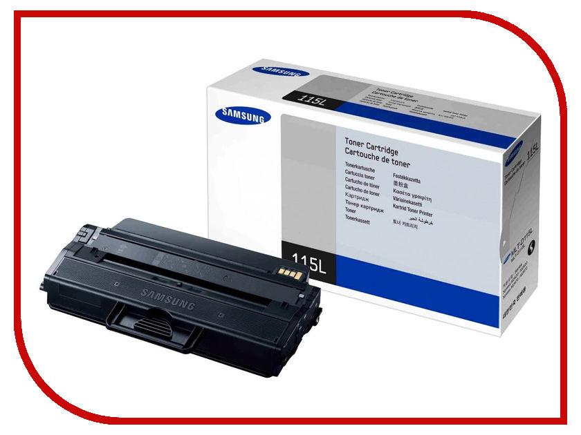 Картридж Samsung MLT-D115L для SL-M2620/2820/M2670/2870 Black