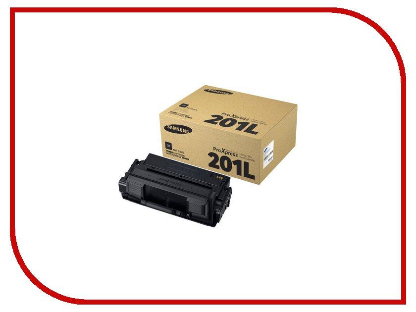 Картридж Samsung MLT-D201L/SEE для SL-M4030ND/M4080FX Black картридж samsung mlt d101s see черный