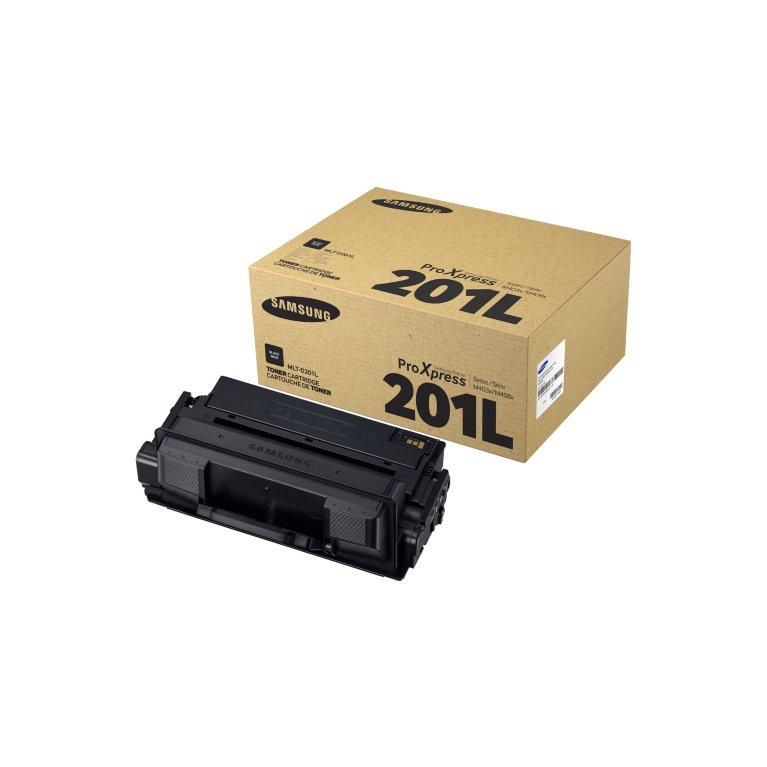 Картридж Samsung MLT-D201L Black samsung mlt d208l