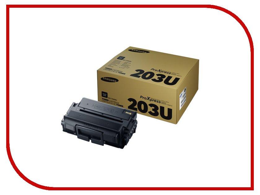Картридж Samsung MLT-D203U для SL-M4020/M4070 Black<br>