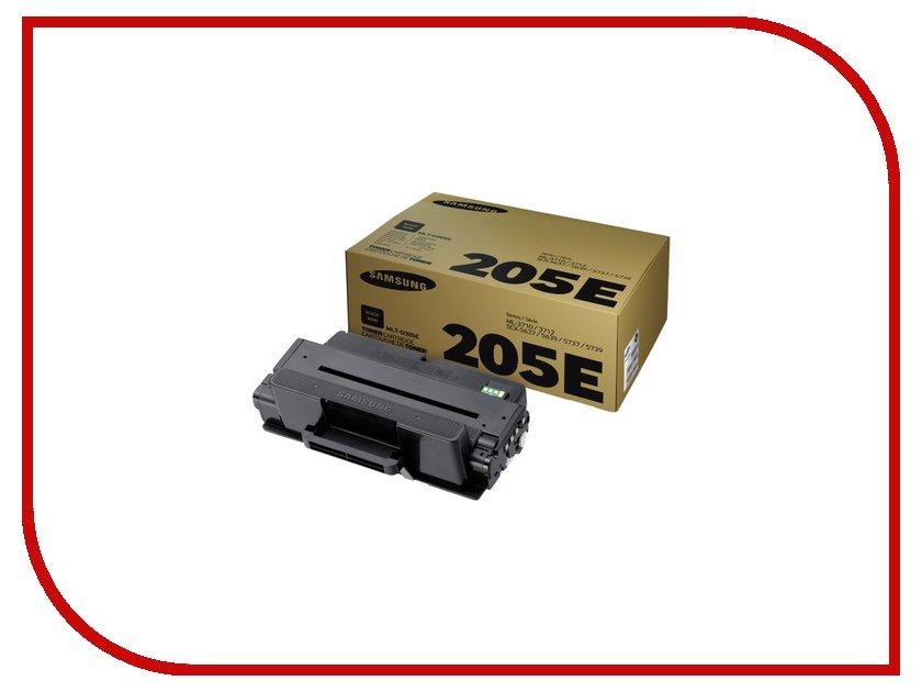 Картридж Samsung MLT-D205E для ML-3710/SCX-5637/5737 Black картридж samsung ml 3310 3710 scx 4833 5637 mlt d205s see