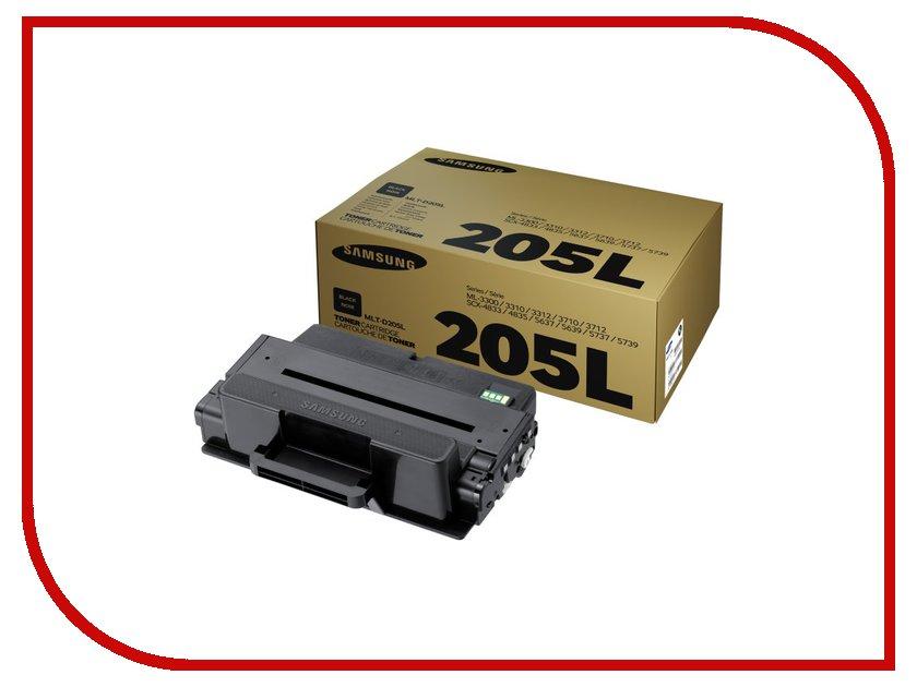 Картридж Samsung MLT-D205L для ML-3310 / 3710 / SCX-5637 / 4833 Black