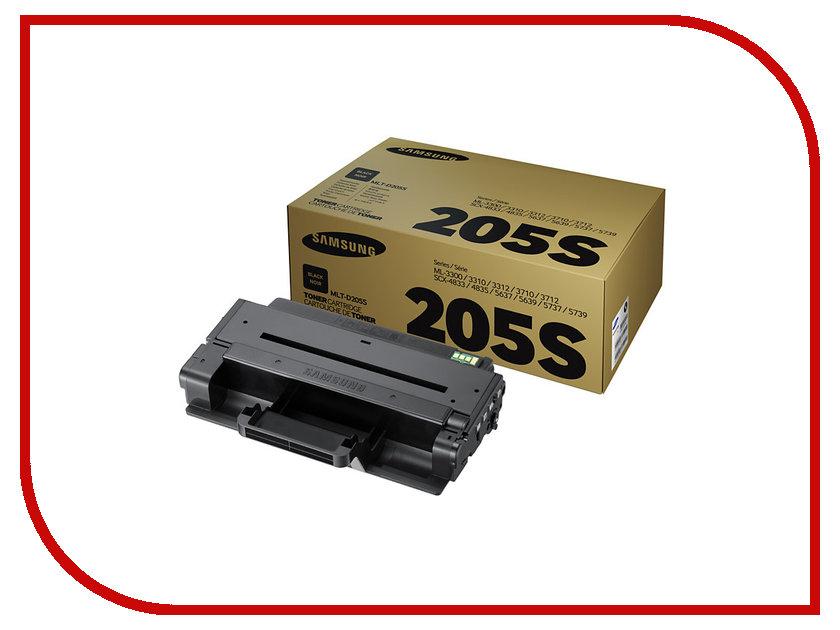 Картридж Samsung MLT-D205S для ML-3310/3710/SCX-5637/4833 Black<br>