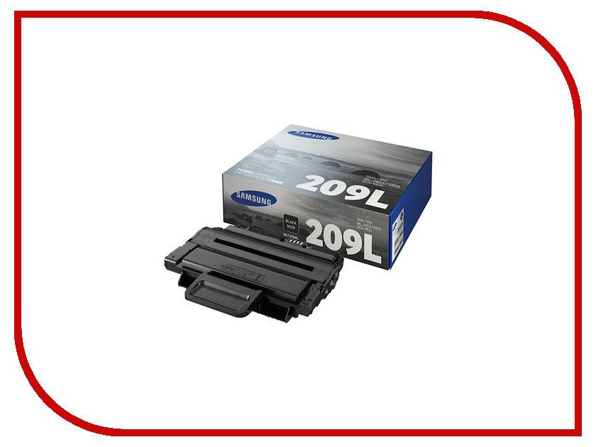 Картридж Samsung MLT-D209L для SCX-4824FN/4828FN Black<br>