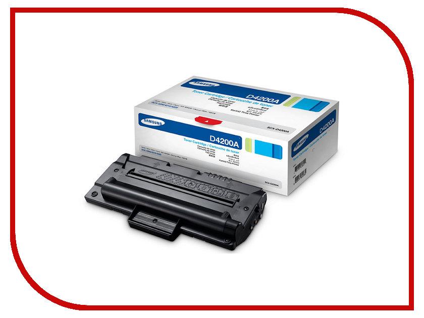 Картридж Samsung SCX-D4200A/SEE для SCX-4200 Black<br>