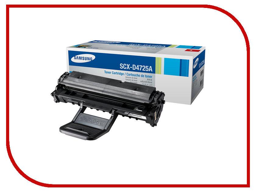 Картридж Samsung SCX-D4725A для SCX-4725N/4725FN Black<br>
