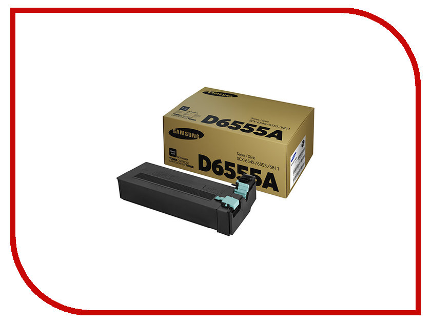 Картридж Samsung SCX-D6555A/SEE для SCX-6555N/6545N Black perseus toner cartridge for samsung scx 4200 scx4200 d4200 scx d4200 printer black full compatible grade a