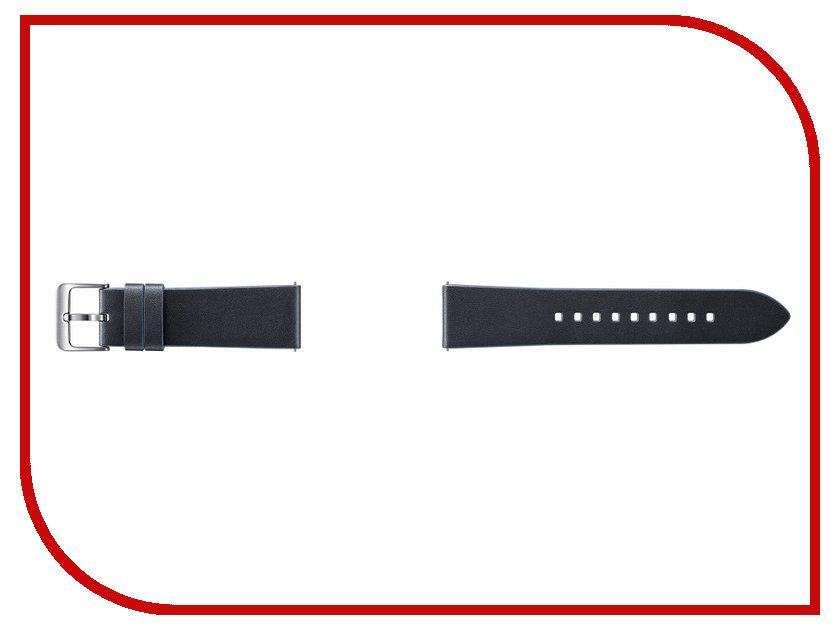 Аксессуар Ремешок Samsung ET-YSL76MNEGRU для Gear S3 Frontier / Gear S3 Classic Dark Blue