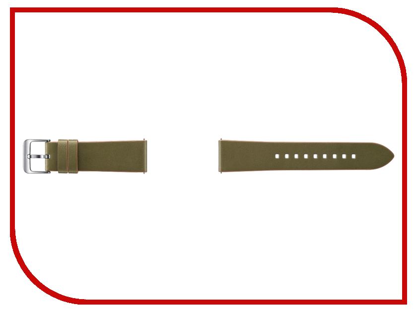 Аксессуар Ремешок Samsung ET-YSL76MGEGRU для Gear S3 Frontier / Gear S3 Classic Olive Green