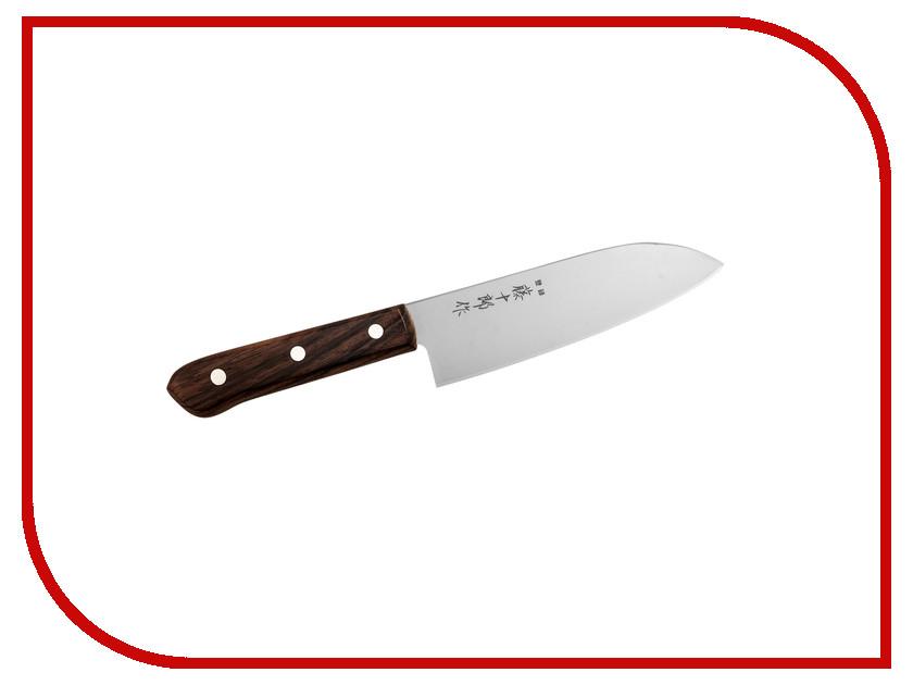 Нож Tojiro TJ-52 - длина лезвия 140мм<br>