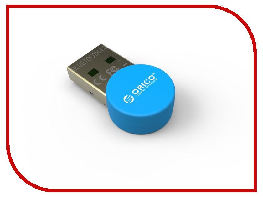 Bluetooth передатчик Orico BTA-406 Blue<br>