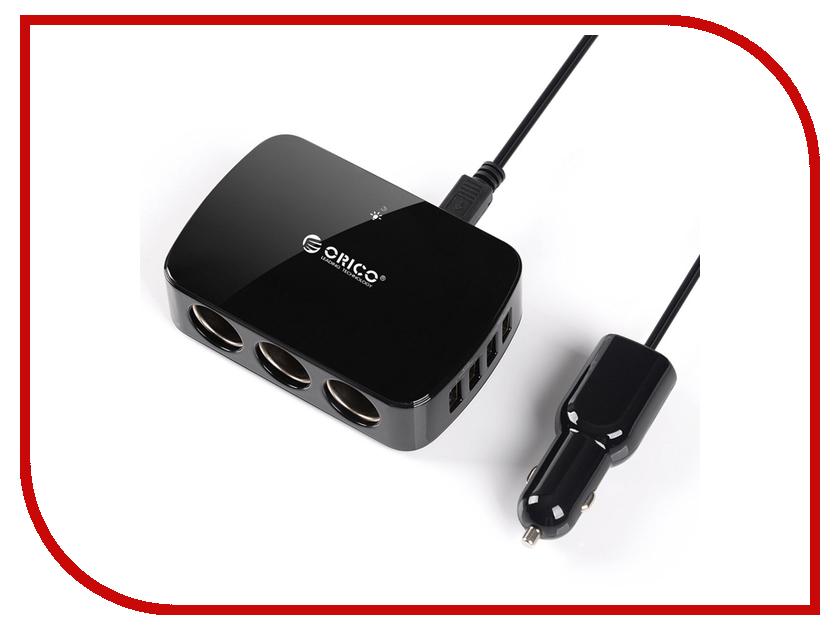 Зарядное устройство Orico MP-4U3S Black<br>