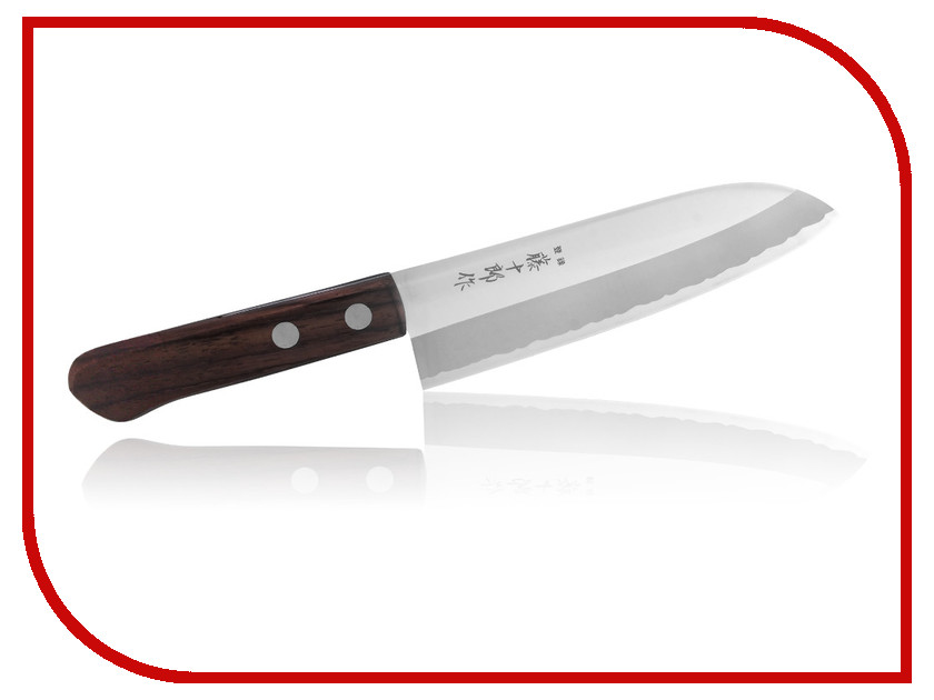 Нож Tojiro TJ-12 - длина лезвия 165мм<br>