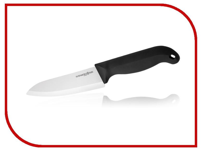 Нож Tojiro Hatamoto Sun HP150W-A - длина лезвия 150мм