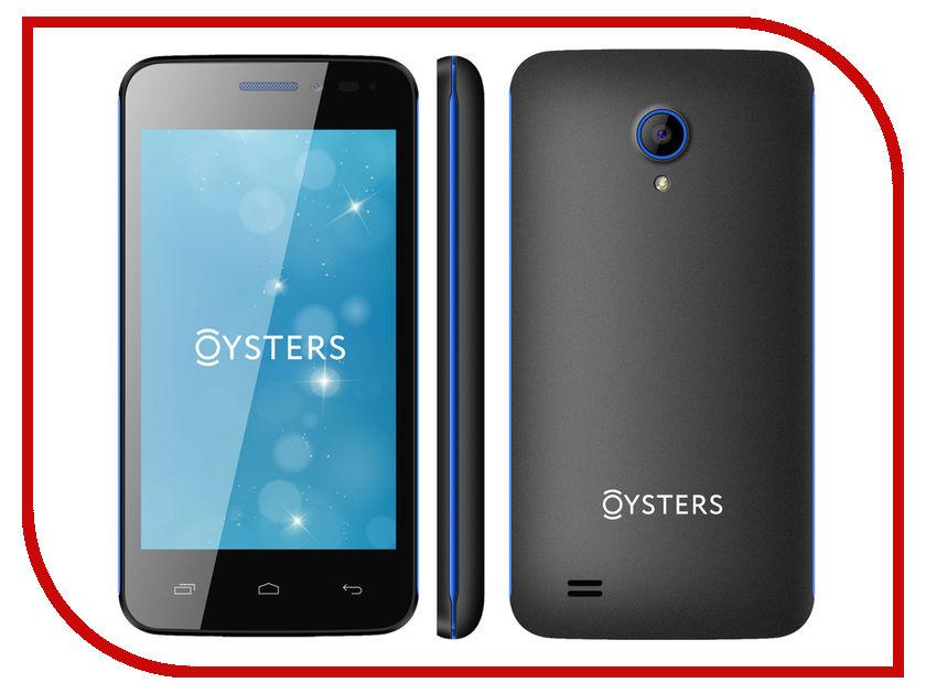 Сотовый телефон Oysters Indian V Black-Blue