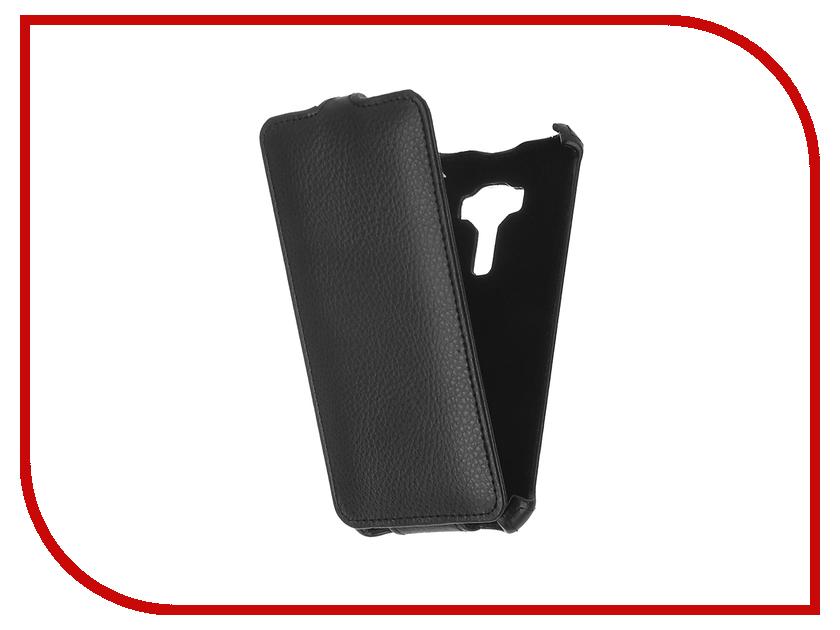 Аксессуар Чехол ASUS ZenFone 3 ZE520KL Zibelino Classico ZCL-ASU-ZE520KL-BLK аксессуар чехол alcatel one touch 5010d pixi 4 zibelino classico black zcl alc 5010d blk