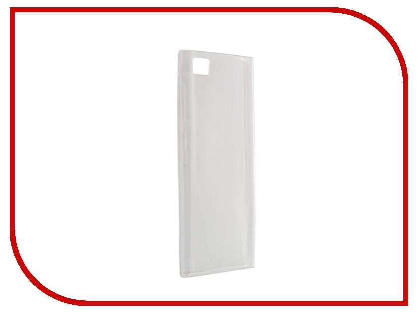 Аксессуар Чехол Xiaomi Redmi 3 Zibelino Ultra Thin Case White ZUTC-XMI-RDM-3-WHT