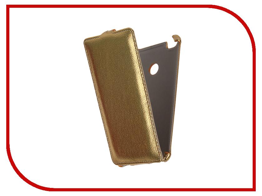 Аксессуар Чехол Xiaomi Mi Max Zibelino Classico Gold ZCL-XIO-MI-MAX-GLD