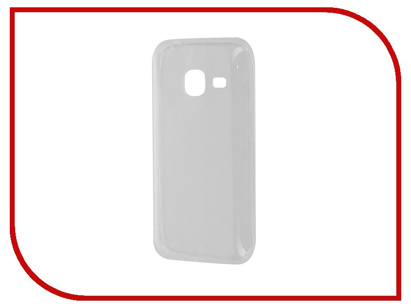 Аксессуар Чехол Samsung Galaxy J1 mini 2016 Zibelino Ultra Thin Case White ZUTC-SAM-J1mini-2016-WH<br>