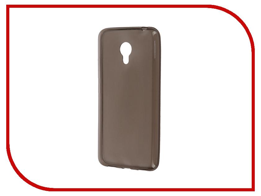 Аксессуар Чехол Meizu M3 Zibelino Ultra Thin Case Black ZUTC-MZU-M3-BLK<br>