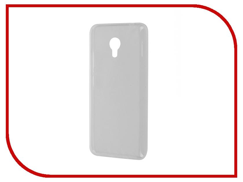 Аксессуар Чехол Meizu M3 Zibelino Ultra Thin Case White ZUTC-MZU-M3-WHT