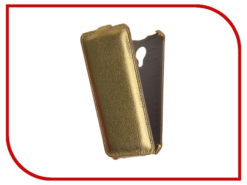 Аксессуар Чехол Meizu M3 Note Zibelino Classico Gold ZCL-MZ-M3NOT-GLD аксессуар чехол zte blade a310 zibelino classico zcl zte a310 blk