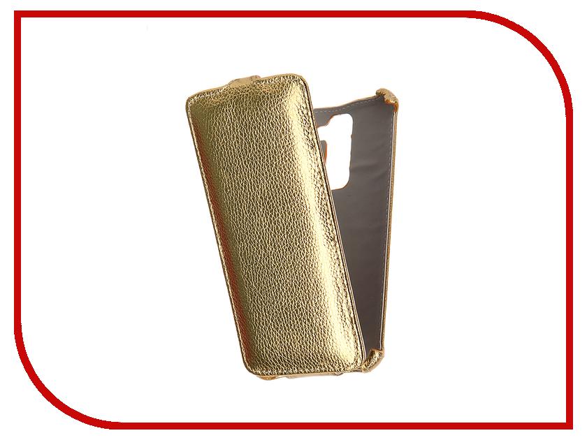 Аксессуар Чехол LG K7 Zibelino Classico Gold ZCL-LG-K7-GLD<br>
