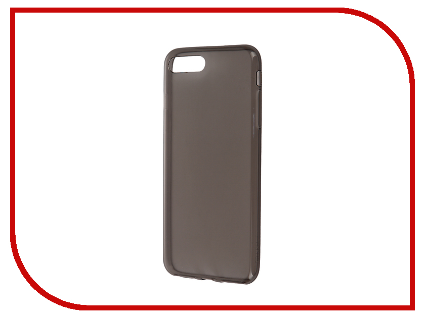 Аксессуар Чехол Zibelino Ultra Thin Case для APPLE iPhone 7 Plus Black ZUTC-APL-7-PLU-BLK аксессуар чехол huawei nova zibelino ultra thin case black zutc hua nova blk
